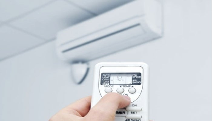 Chỉnh nhiệt độ điều hòa thích hợp