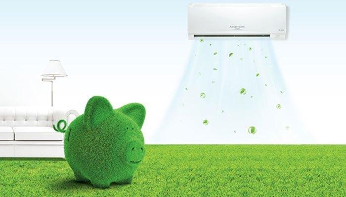 Bảo trì dàn nóng máy lạnh giúp tiết kiệm điện