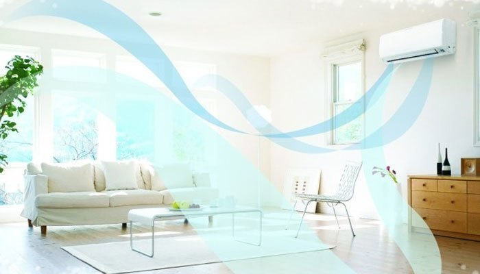 Bảo trì dàn nóng máy lạnh giúp không khí trong lành