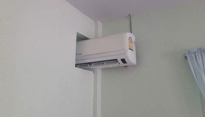 Thiết kế máy lạnh thông thường không dành cho hai căn phòng