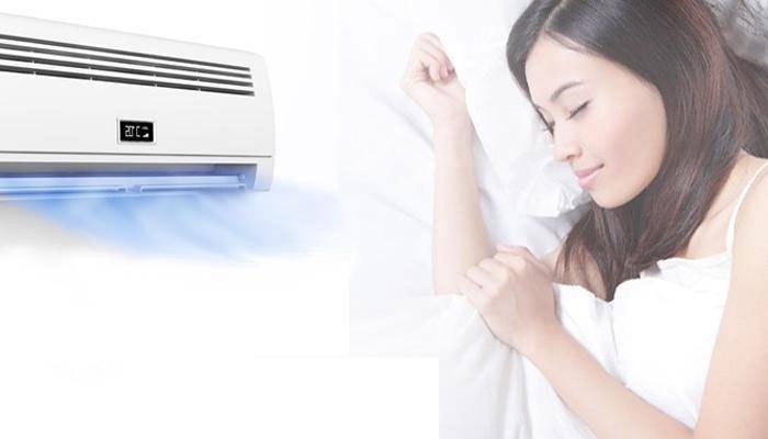 Không còn khó chịu khi máy lạnh không lạnh
