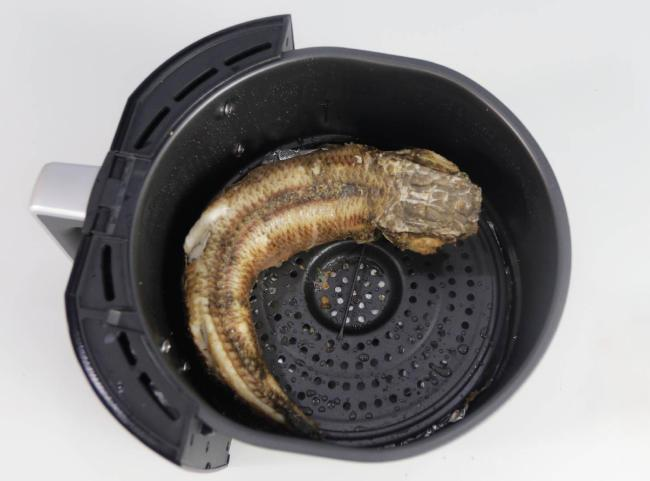Cách làm cá lóc nướng bằng nồi chiên không dầu
