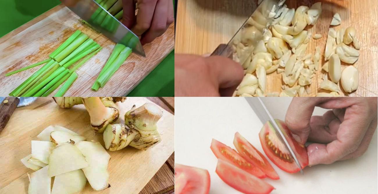 Nguyên liệu nấu nước lẩu thái ngon không cần gia vị
