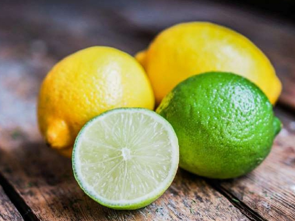 Chọn chanh vàng sẽ giúp nước đường có màu đẹp hơn