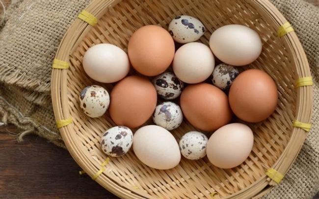 Nguyên liệu, dụng cụ luộc trứng lòng đào