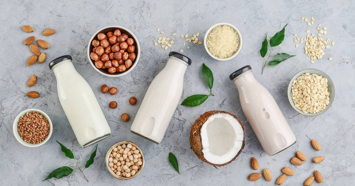 Uống sữa hạt giảm cân tốt cho sức khỏe