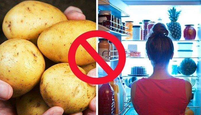 Có những thức ăn không được cho vào tủ lạnh