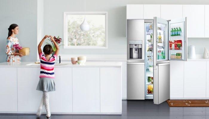 Đặt tủ lạnh ở nơi thích hợp