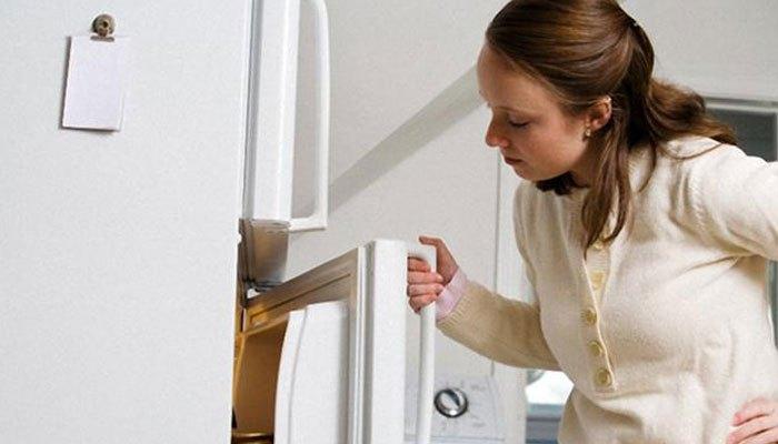 Không mở cửa tủ lạnh thường xuyên