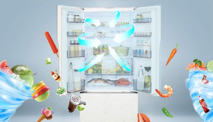 Chọn mức nhiệt độ trong tủ lạnh hợp lý