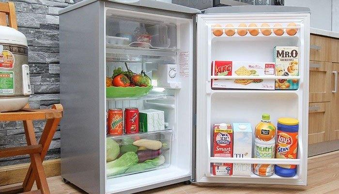 Chọn dung tích tủ lạnh phù hợp với nhu cầu sử dụng của gia đình
