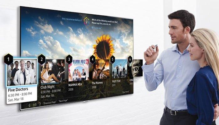 Yêu thích sự thông minh, bạn nên chọn Smart tivi