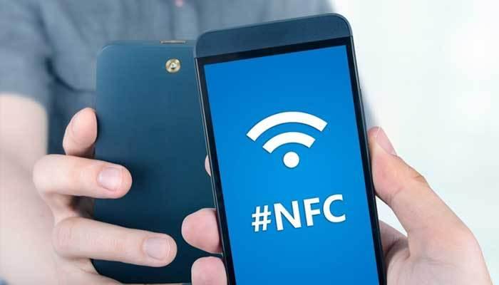 Kết nối một chạm NFC từ điện thoại lên tivi Sony