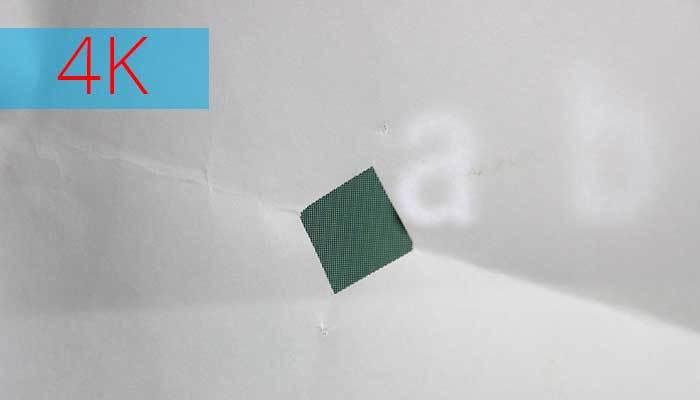 Điểm ảnh siêu mịn đích thị tivi nhà bạn đang sở hữu độ phân giải 4K