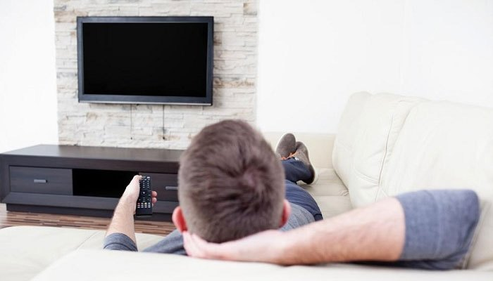 Hãy để mắt được nhìn thẳng khi xem tivi