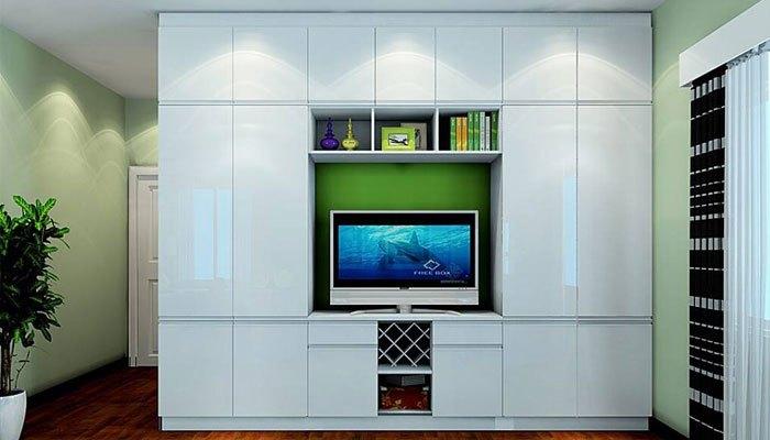 Không đặt tivi trong tủ quá chật