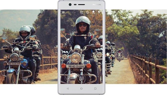 Sáng tạo khoảnh khắc với điện thoại Nokia 3
