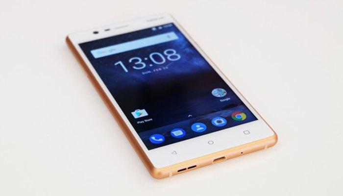 Điện thoại Nokia 3 kết nối 4G LTE
