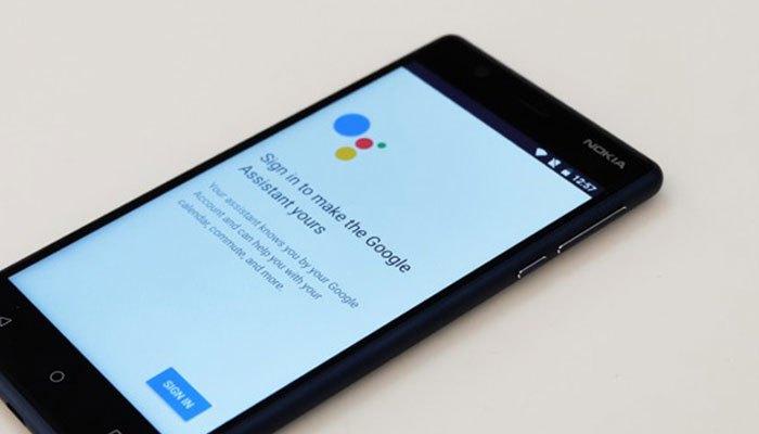 Điện thoại Nokia 3 chạy hệ điều hành Andriod Nougat