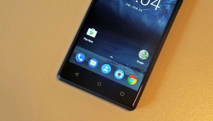 Điện thoại Nokia 3 RAM 2GB, bộ nhớ trong 16GB