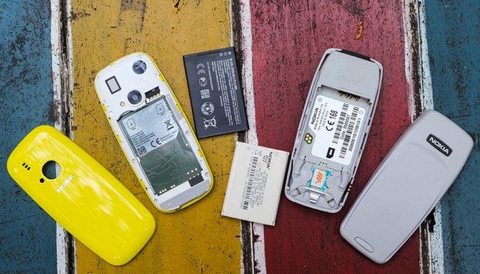 Đánh giá điện thoại Nokia 3310 2017 dubng lượng pin lớn
