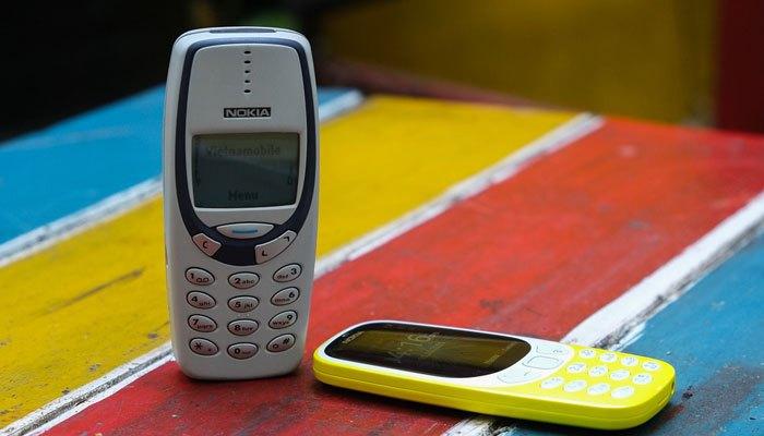 Điện thoại Nokia 3310 có kết nối Bluetooth 3.0