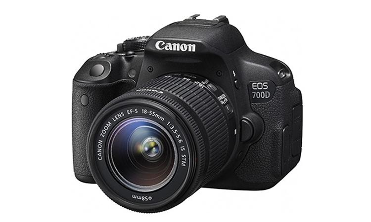 Canon EOS 700D thích hợp với người mới sử dụng