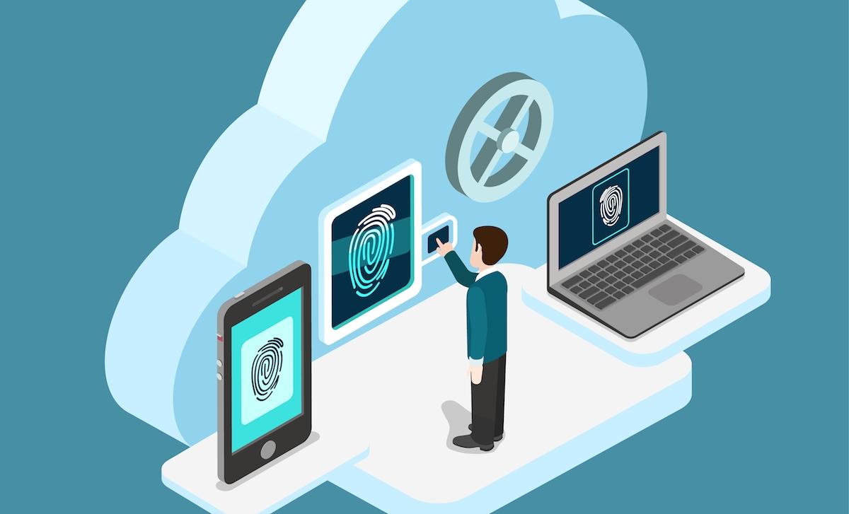 Cách bảo mật bằng Windows Hello Fingerprint