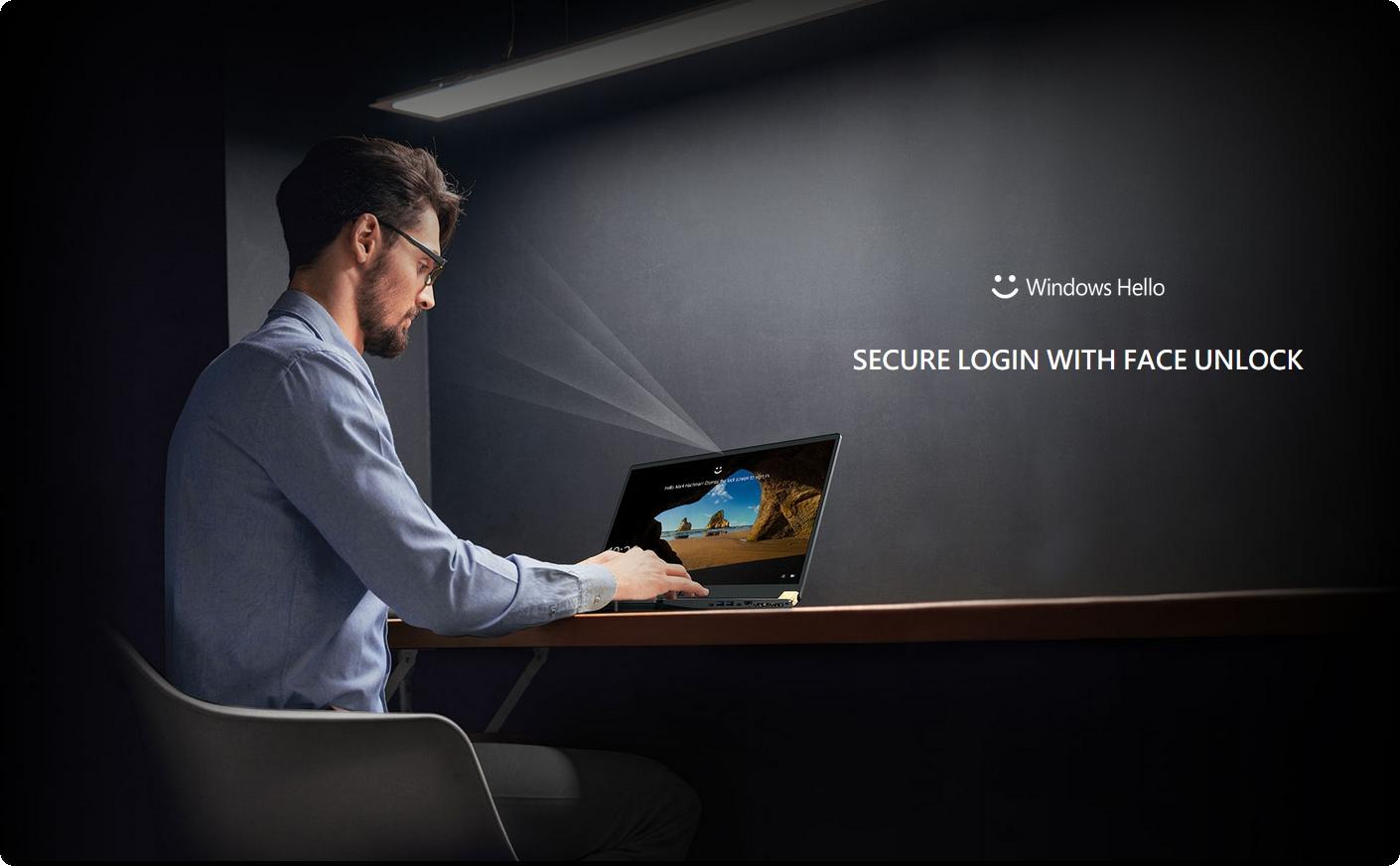 Cách bảo mật bằng Windows Hello Face
