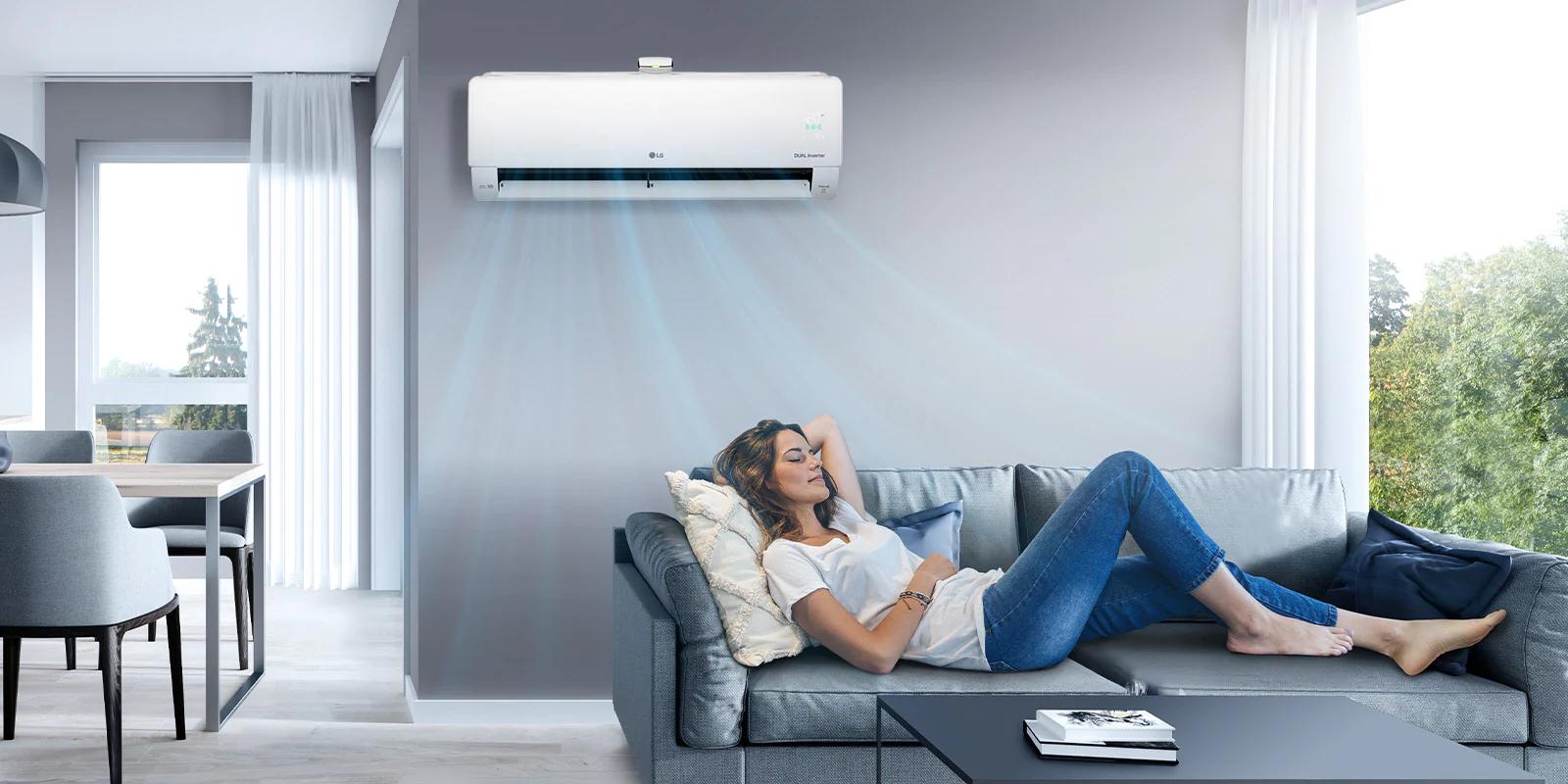 Máy lạnh LG UV Nano có khả năng ức chế virus SARS-CoV-2