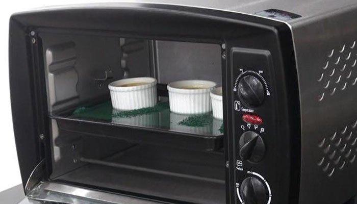 Công suất và dung tích là hai điều quan trọng khi chọn mua lò nướng bánh