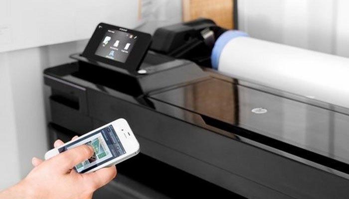 Nhiều máy in hiện đại ngày nay còn được trang bị khả năng in ấn không dây