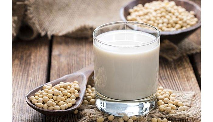 Máy làm sữa đậu nành cho ra sữa nguyên chất