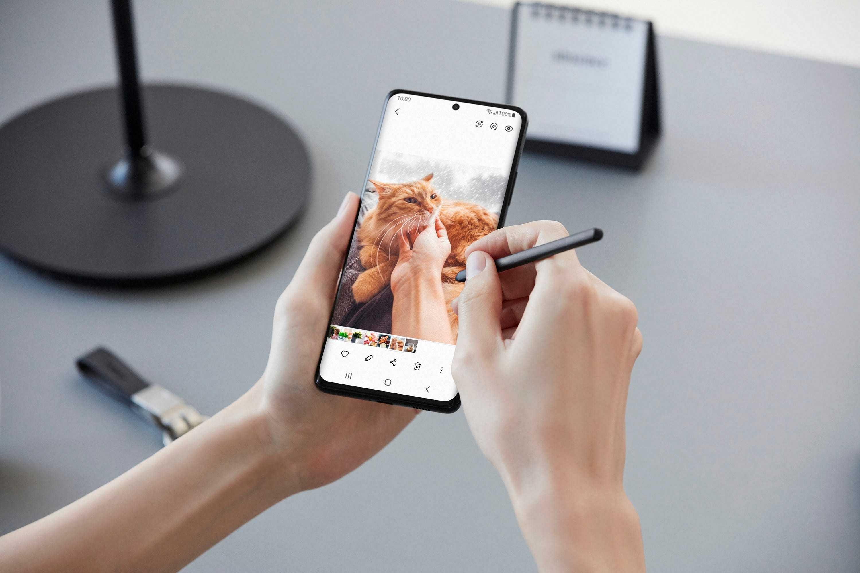 Tốc độ RAM của Samsung Galaxy S21 Ultra