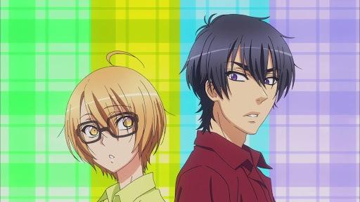Shounen ai Anime đam mỹ love stage