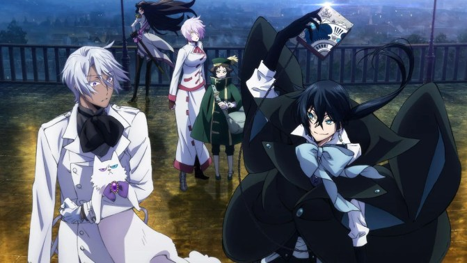 Hồi Kí Vanitas (2021) phim anime mới hay nhất