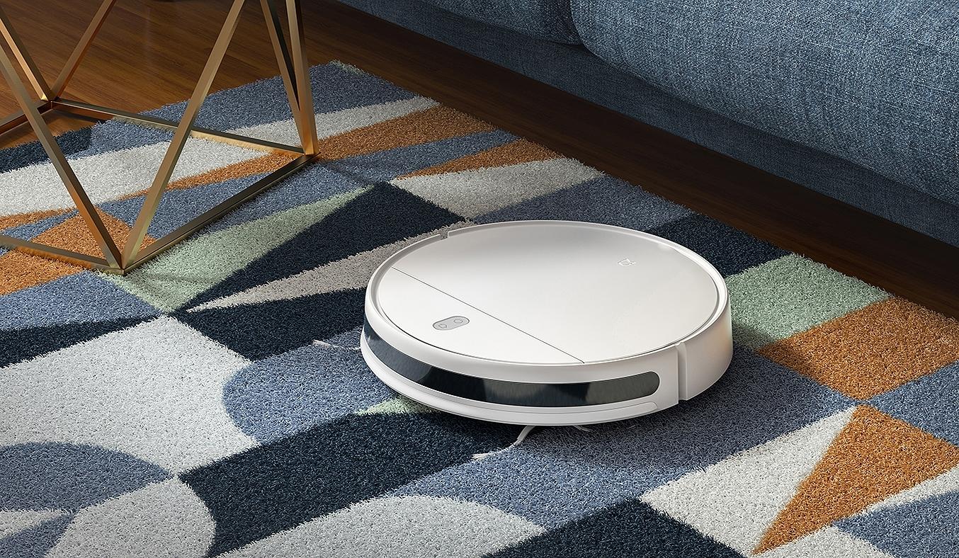 Robot hút bụi có ưu điểm giúp tiết kiệm thời gian dọn dẹp của bạn