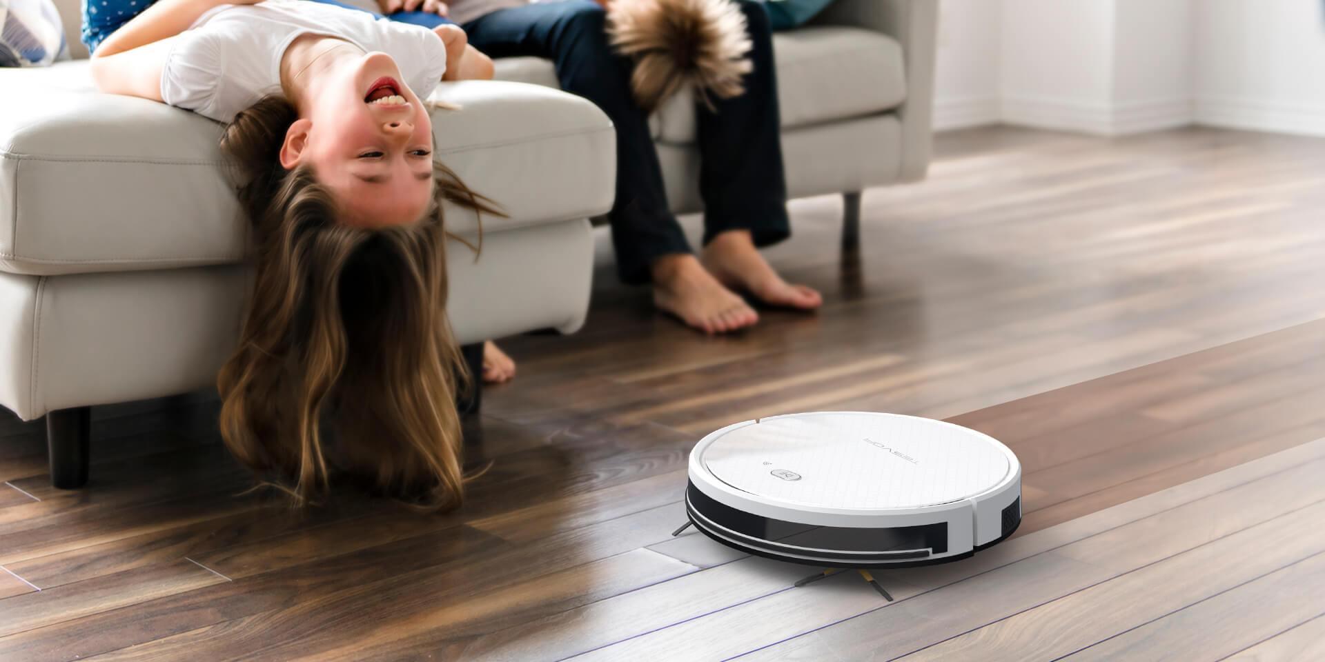 robot hút bụi cần vệ sinh thường xuyên