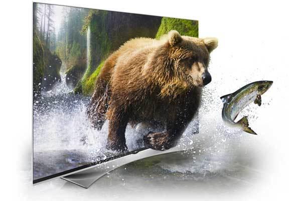 Các hãng sản xuất tích hợp nhiều tính năng thú vị trong tivi 4K
