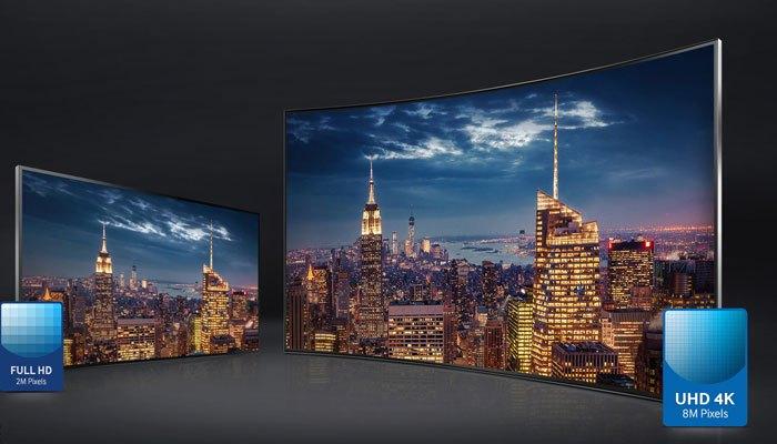 Tivi 4K là dòng tivi cao cấp, chất lượng hình ảnh đỉnh cao, chinh phục cả người dùng khó tính
