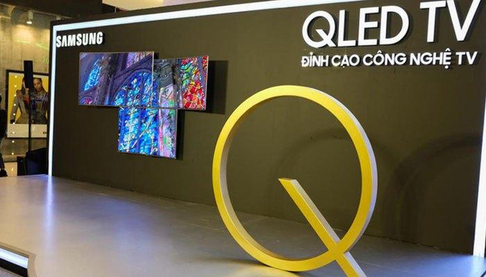 Buổi trải nghiệm tivi QLED của Samsung