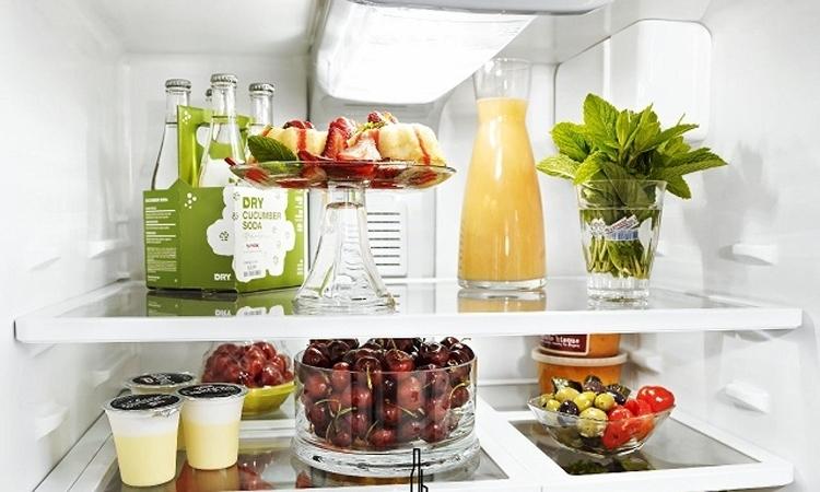 Dành một khoảng không đặc biệt trong tủ lạnh sẽ giúp bạn không bỏ sót thức ăn