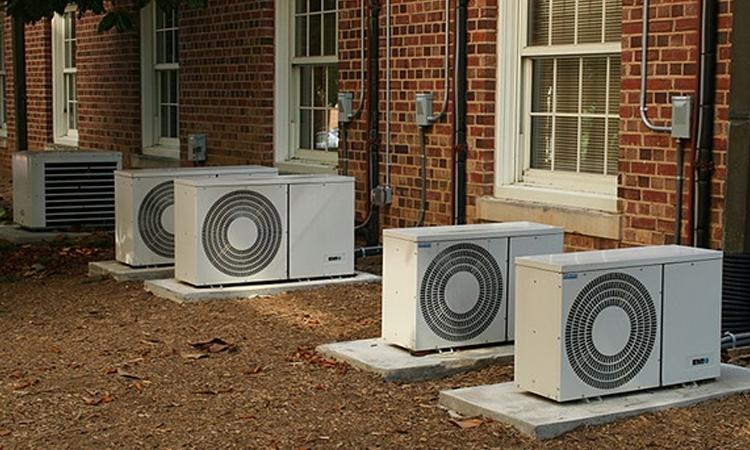 Sau chiến tranh thế giới thứ II, máy lạnh được người Mỹ sử dụng rộng rãi