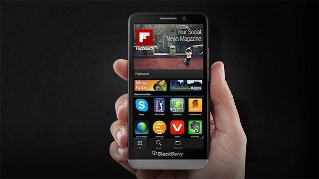 Blackberry thường được sử dụng bởi những người bận rộn
