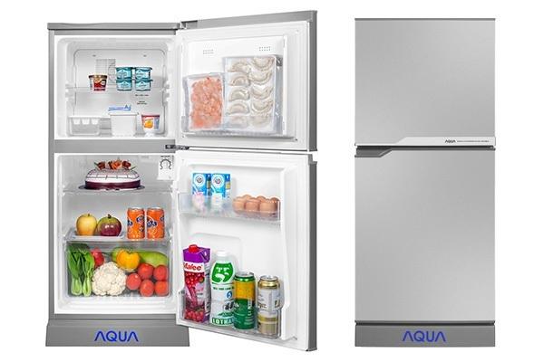 Tủ lạnh Aqua giá rẻ không đóng tuyết