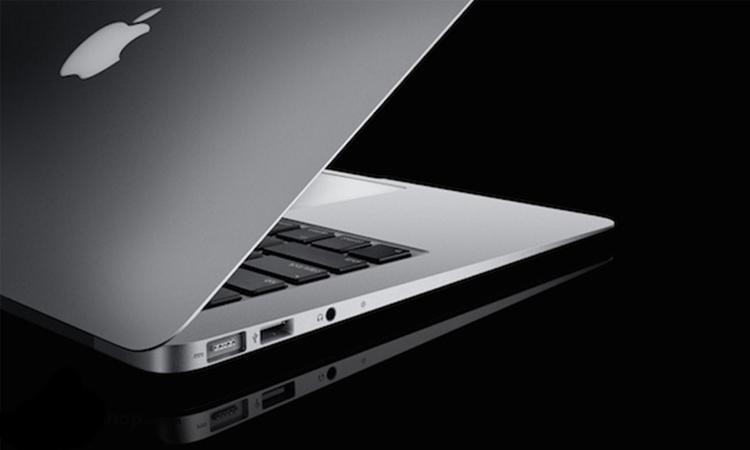 Chỉ cần dùng ngón tay chạm nhẹ, laptop của bạn sẽ được mở ra