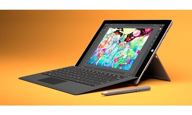 Người dùng hi vọng năm 2017, Microsoft tung bản nâng cấp của máy tính xách tay Surface Pro sau một năm im hơi lặng tiếng