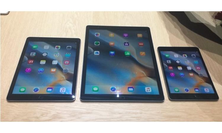 Dự kiến năm sau, người dùng sẽ có trong tay phiên bản iPad thiết kế không viền độc đáo