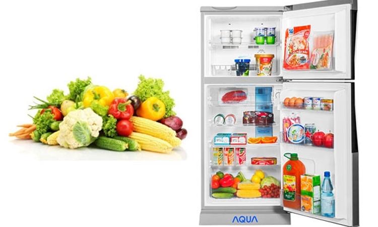 ua tủ lạnh Aqua AQR-S185BN theo hình thức online tại Nguyễn Kim nhận ưu đãi hấp dẫn