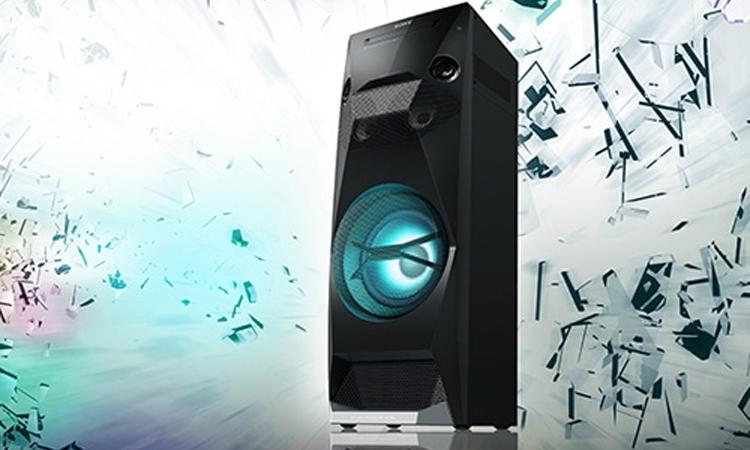 Mua dàn máy Sony MHC-V4D//M SP6 giá r? chính hãng